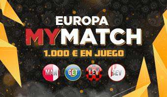 Europa MyMatch