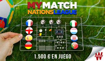 MyMatch Nations League