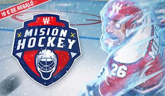 Misión hockey