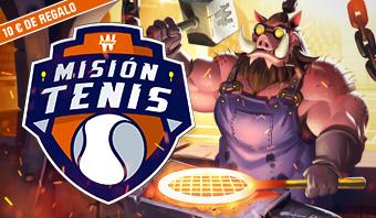 Misión tenis