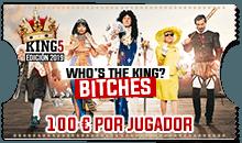 100 euros por jugador