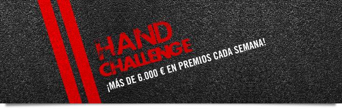 mas de 6.000 euros en premios cada semana