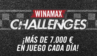 Challenges Winamax