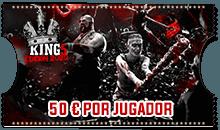 50 euros por jugador