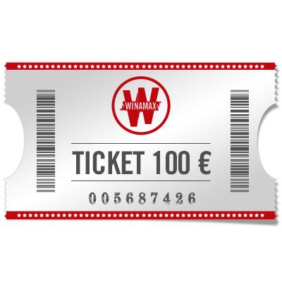 Ticket 100 €