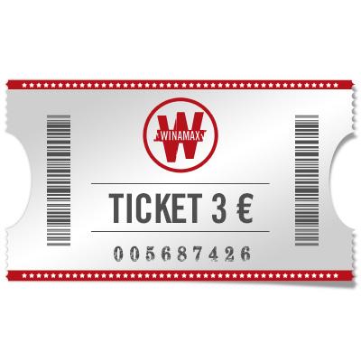 Ticket 3 €