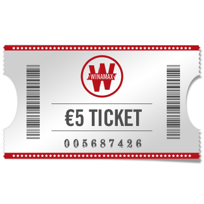 €5 Entry Ticket