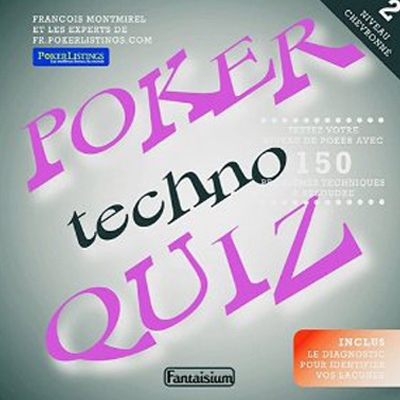 Poker Techno Quiz 2