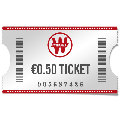 €0.50 Entry Ticket