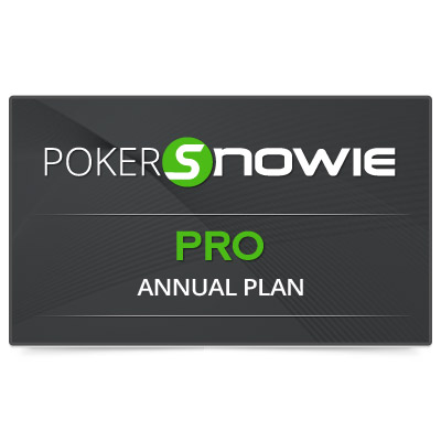 PokerSnowie PRO ANNUEL