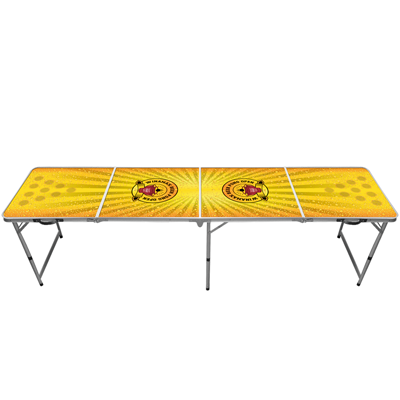 Table de Beer Pong + Pack gobelets et balles