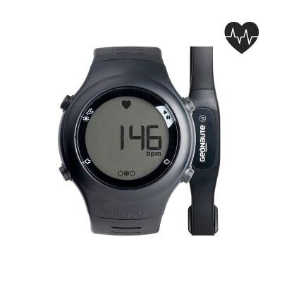 Montre et ceinture cardiofréquencemètre OnRhythm 110 GEONAUTE
