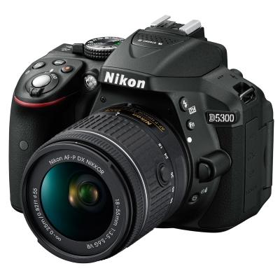 Réflex digital Nikon D3400 + AF-S DX 18-105 VR Negra
