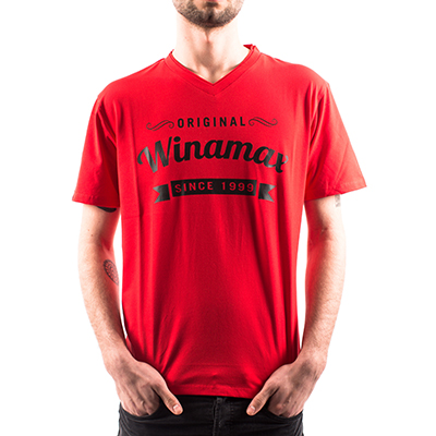 Tee shirt Original Winamax - rouge