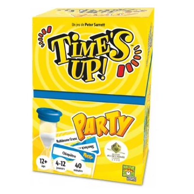 Time's Up : Party (version jaune)
