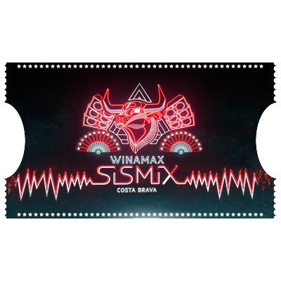 €500 Buy-in - SISMIX Main Event
