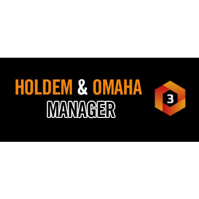 Holdem & Omaha Manager 3 Combo
