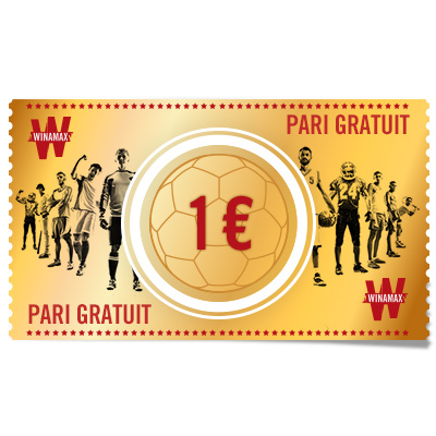 PARI GRATUIT 1 €