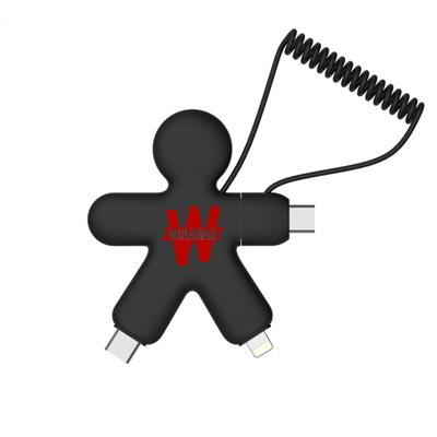 Buddy Cable Éco Noir