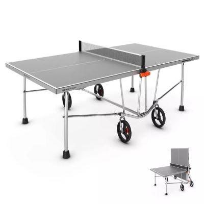 Table de tennis de table extérieure PPT 530 grise